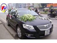 Cho thuê Xe cưới - Hoa cưới Tại Hà Nội